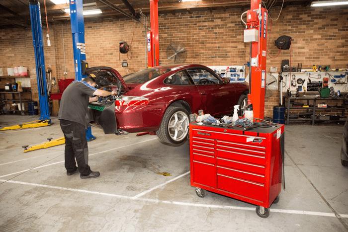 Porsche Repair Customer Story