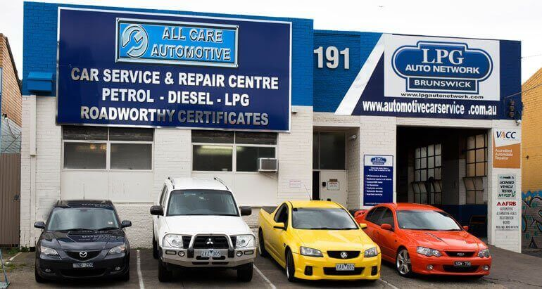 all care automotive about us