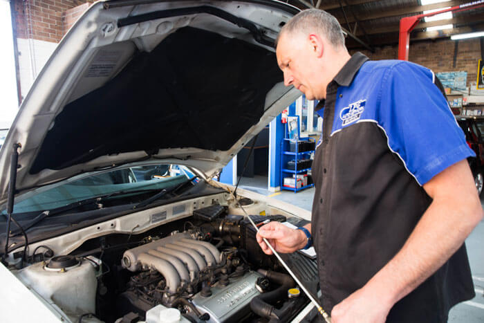 Fuel Injection Services - Diesel Cars